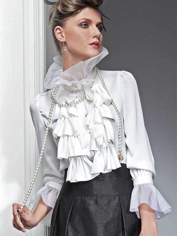 b17eaadd5ef Викторианский стиль нынче в тренде современной одежды. Мне нравится такой  стиль.