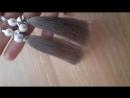 Серебристо серые с фурнитурой в виде девочек с жемчужинками