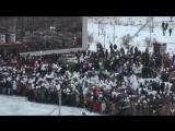 Рудный. В память о трагедии в Кемерово