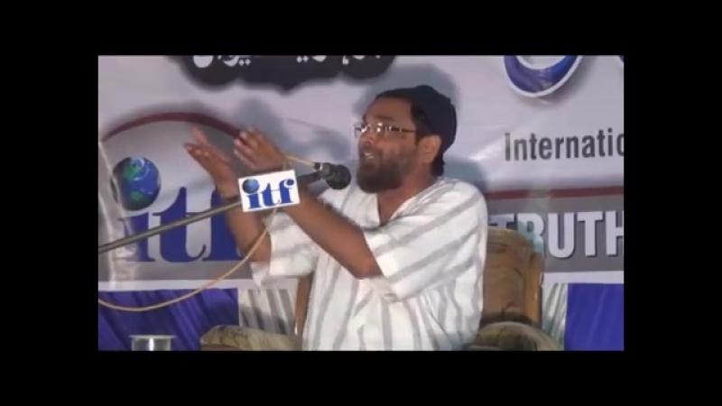 Shaitan kis Raaste (path) par kaise baitha hua hai? - Shaikh Jalaluddin Qasmi