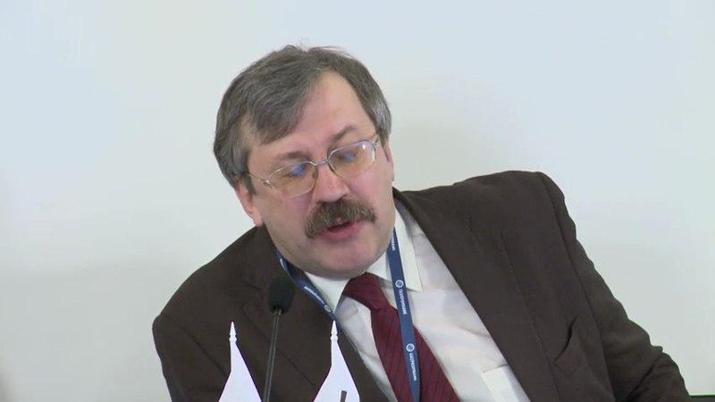Секция «Цифровая экономика и картели», ПМЮФ 2018