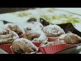 Blueberry Protein Muffins/ Черничные маффины