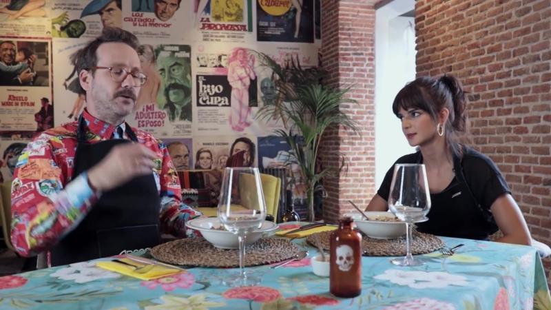 ¡Bienvenidos a Reyes en la cocina! 👑 Hoy Joaquín Reyes recibe a Clara Lago.