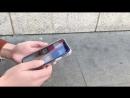 Противоударный чехол для iPhone с защищенными краями