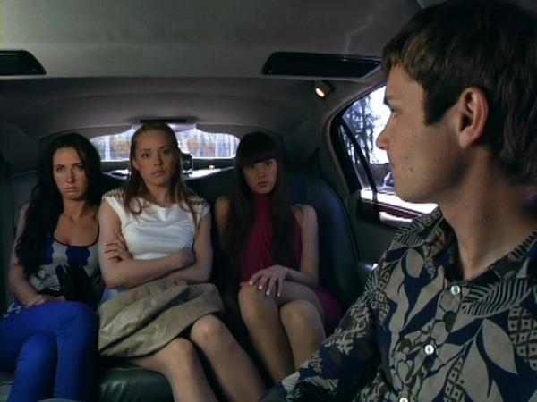 Реальные пацаны, 1 сезон, 15 серия. Лимузин