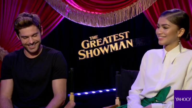 Ouchie! The Greatest Showman stars reveal their greatest on-set gaffes