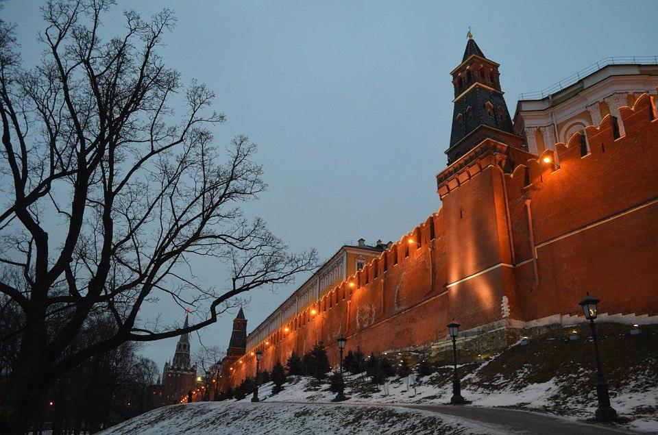 Зимняя Москва. Фото: pixabay.com