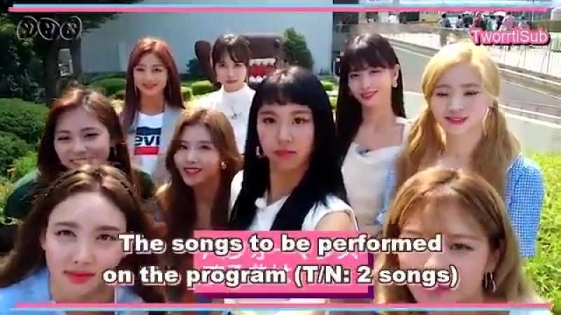 Twice's special program