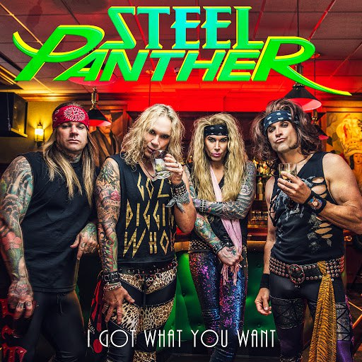 Steel Panther альбом I Got What You Want
