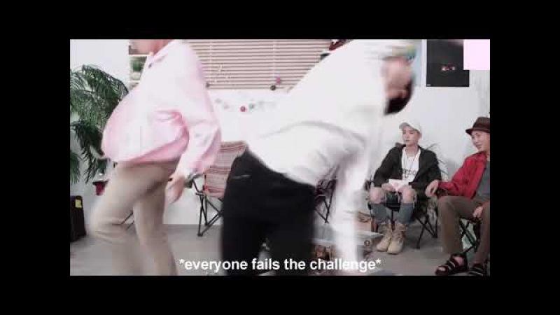 Чонгук смешит своих хёнов [BTS Jungkook]
