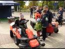 Белгородцам показали возможности коммунальной техники
