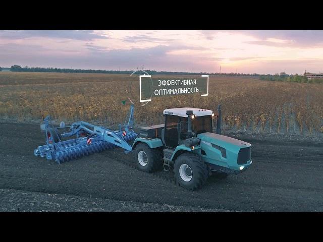 Новое поколение тракторов от