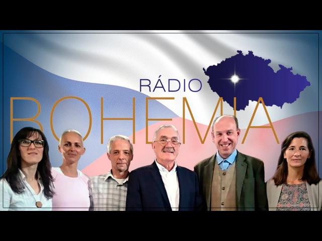 интервью В.Н.Мегре радио BOHEMIA