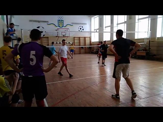 Чемпіонат району з волейболу, чоловіки. 2018. Полиці-Володимирець. 20