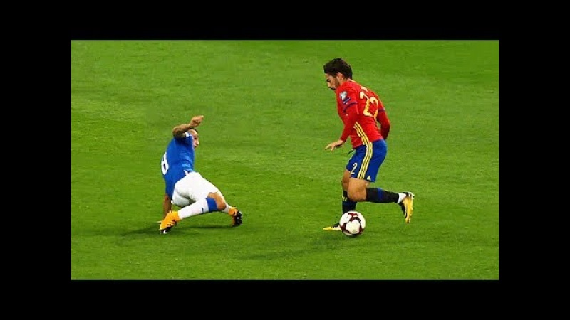 11 Minutes of Isco Humiliating Italy