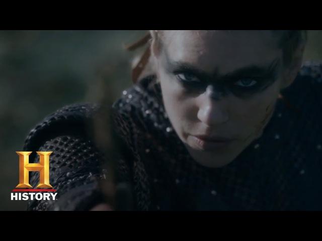 Vikings First Look Behind The Scenes Season 5 Premieres Nov 29 History