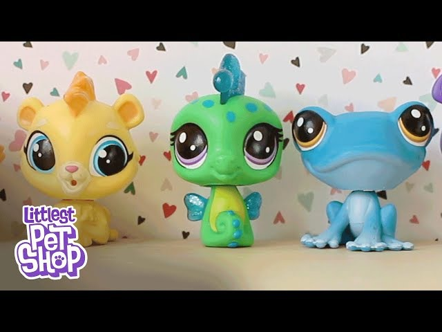 LPS Emily An Inside Look at My Littlest Pet Shop Collection 🐰 🐸 🐙 Ad