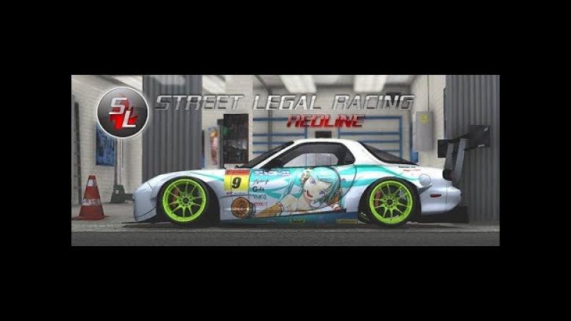 Street Legal Racing Redline v2.3.1 Марафон Стримов (День №2)
