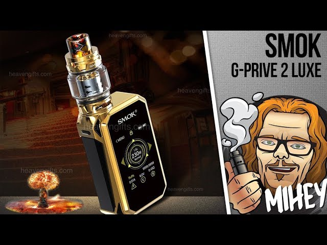 G-PRIV 2 Kit Luxe Edition. Да вы шутите?!?!? 🎷🎸🎹🎺🎻