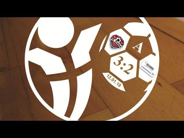 Игра 8. FC Troita (MOL) - REHAU-GRUNDFOS (BLR)