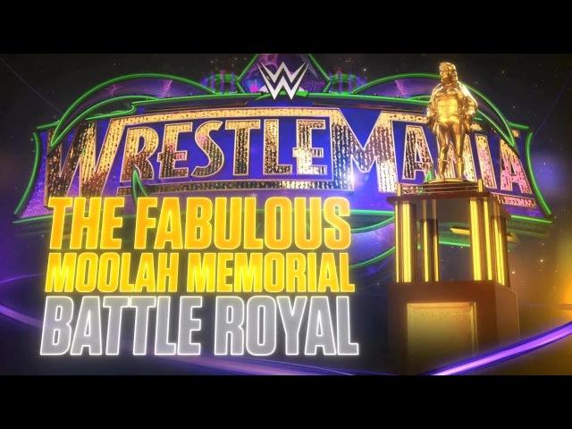 The Fabulous Moolah Battle Royal to debut at WrestleMania 34