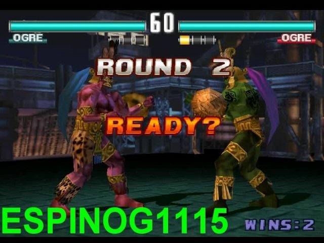 Tekken 3 Online Vs S E R A F I M BOLO P1
