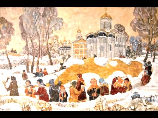 Вербное воскресенье , Вербочки - Стелла Аргату (муз. Юрий Алябов, сл. Александр Блок)