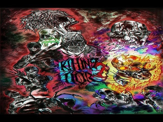 Killing Floor 2 with Gost soundtrack-Killing Floor 2 Montage