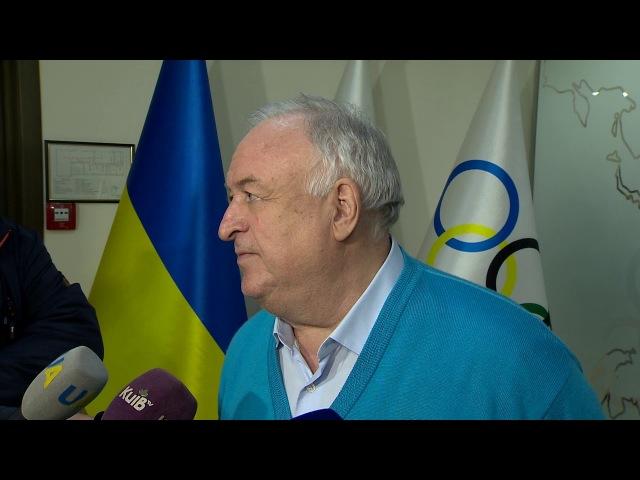 Валерий Борзов, вице-президент НОК Украины. О церемонии «Герои спортивного года-2017»