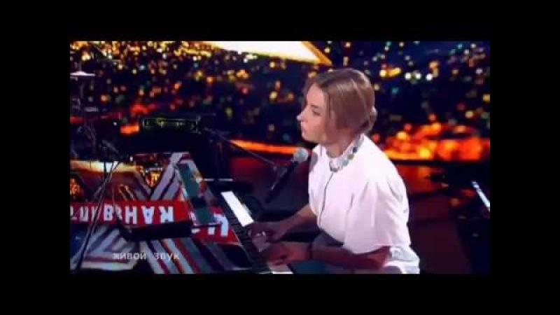 Асет САМРАИЛОВА ♫Ты скажи ✔ шоу Главная сцена ✰РОССИЯ 1✰ 13.09.2015