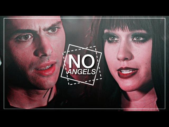Clary Alec (Lilith) | NO ANGELS [AU]
