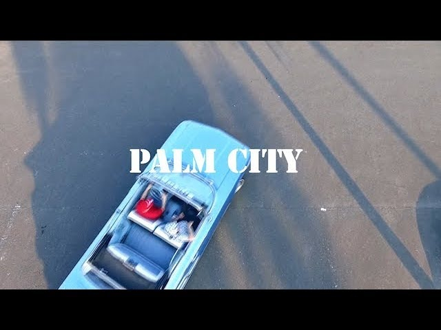 ONE-G - Palm City Prod by DJ PMX 【Official Music Video】