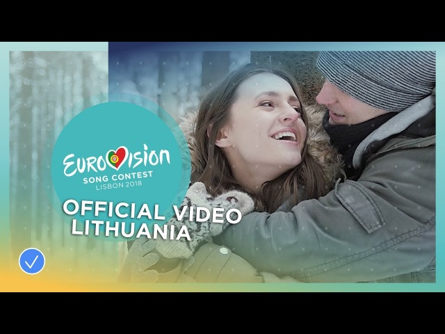 Ieva Zasimauskaitė - When Were Old - Lithuania - Official Music Video - Eurovision 2018
