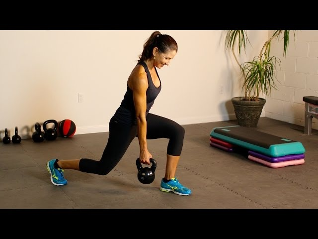 Build a Better Butt With Your Kettlebell Best Workout for Strong Healthy Legs and Glutes