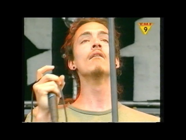 Incubus - A Certain Shade Of Green (Live in Dynamo Open Air, Eindhoven, Netherlands 30051998)