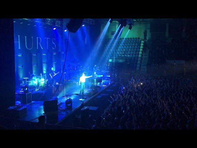 HURTS - Some Kind of Heaven, Irkutsk, Trud Arena, 08.02.2018