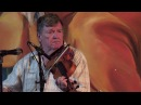 Irish Fiddle Legend Kevin Burke at Cafe Paradiso, Fairfield Iowa • August 23, 2016