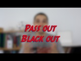 Pass out / Black out - W43D3 - Daily Phrasal Verbs - Learn English online free video lessons