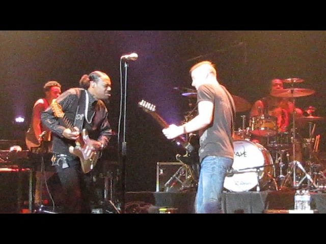 Jonny Lang and Eric Gales Trading Video