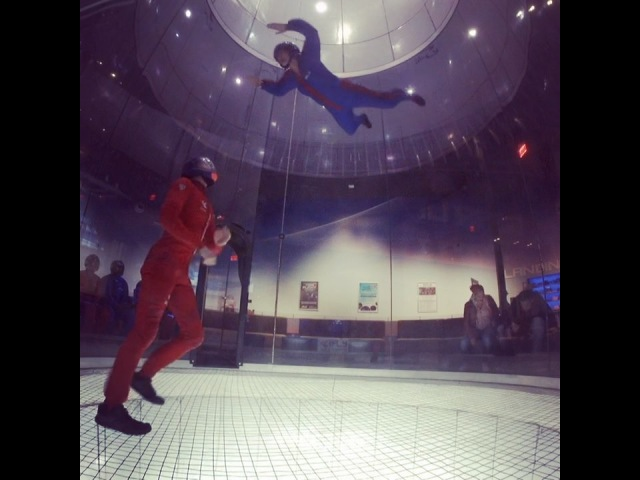 "KATYA on Instagram ""My second time. Getting ready for Mars obviously. Feels like heaven fly ifly startrek cosmos bestthingifelt newyork win..."