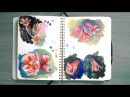 Chatty Sketchbook Tour · Learning To Love My 'Mistakes'