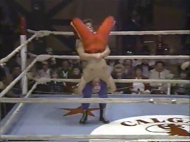 Chris Benoit vs Toshiaki Kawada