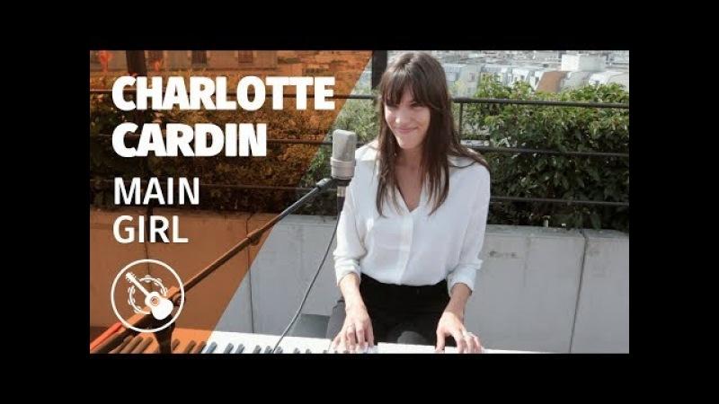 Charlotte Cardin Main Girl live