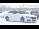 Бодрая Ауди 2009 Audi A5 Sportback 2.0TFSI Quattro. Обзор.