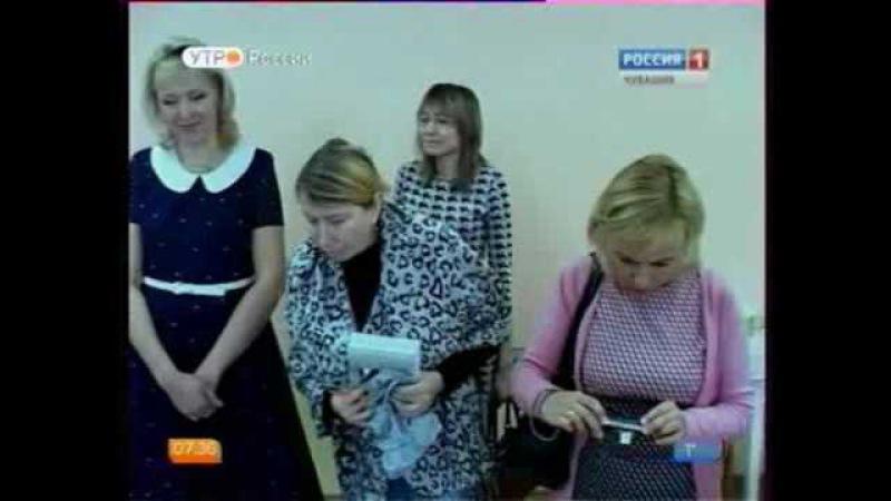 Семинар воспитателей в детском саду № 128 г.Чебоксары