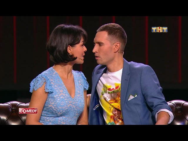 Камеди Клаб, 13 сезон, 50 выпуск (19.01.2018) Дайджест