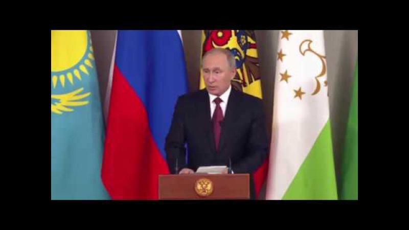 Путин: Все страны ЕАЭС поддерживают стремление Додона к сотрудничеству