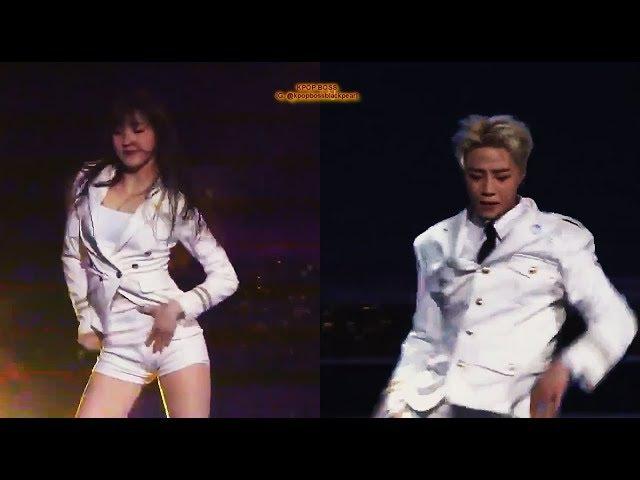 (The Unit) Cube Trainee Lee Joo Hyun (BIGFLO) Eui Jin dance cut at KBS Drama Awards 2017. [PART 4]