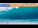 BIGGEST WAVES EVER SURFED IN HISTORY | LAS OLAS MÁS GRANDES JAMÁS SURFEADAS