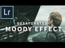 DESATURATED MOODY EFFECT LIKE @FURSTY(Dylan Furst) | FREE PRESET